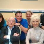 An evening with Paul Daniels and the lovely Debbie McGee